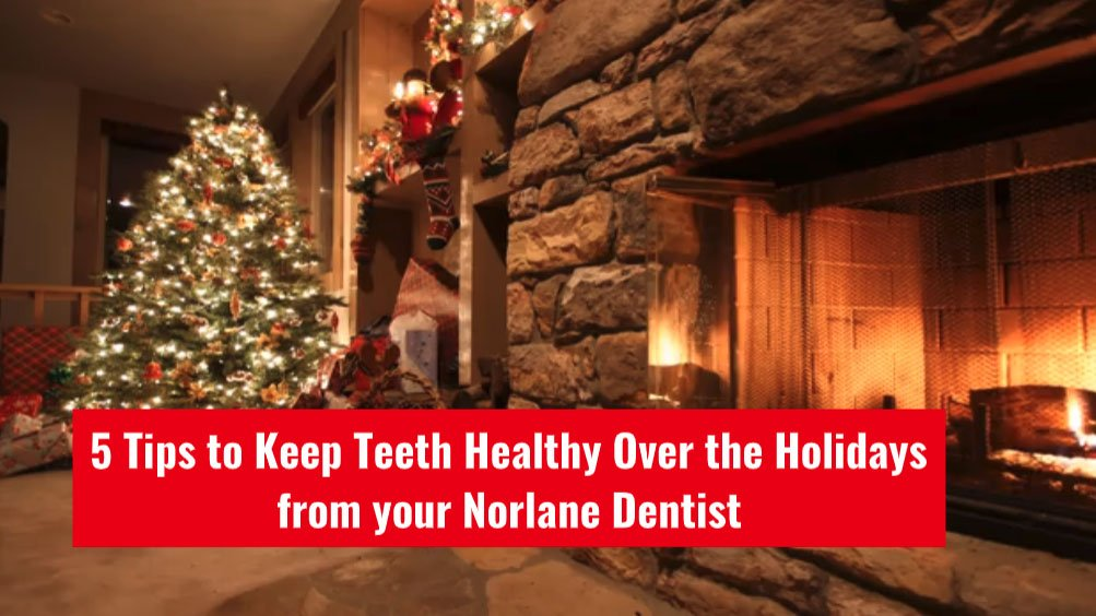 5 Tips To Keep Teeth Healthy Over The Holidays From Norlane Dental Surgery
