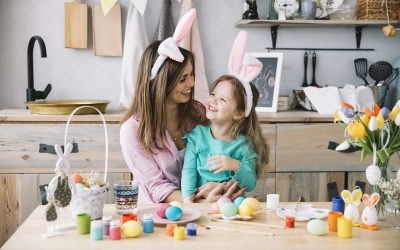 Top 8 Ideas for Easter at Home from your Norlane Dentist