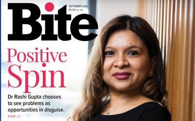 Dr Rashi Gupta Bite Magazine Story