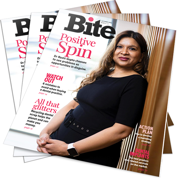 bite positive spin with dr rashi gupta dentist norlane and hoppers crossing