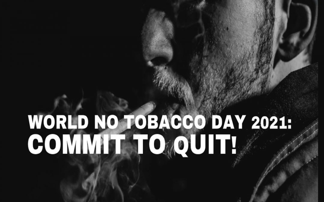 World No Tobacco Day 2021 in Norlane: Commit to Quit!